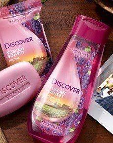 صابونه + جل discover