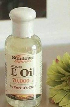 سيرم فيتامين E