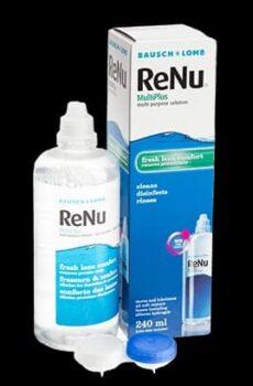 Renu محلول عدسات لاصقة